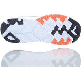 Hoka One One Clifton 5 Buty do biegania Mężczyźni szary/pomarańczowy